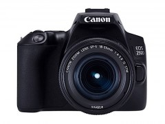 Canon EOS 250 D con 18-55mm IS STM